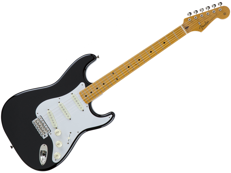 Fender ( フェンダー ) Made in Japan Traditional 50s Stratocaster(Black)【国産 ストラトキャスター  】【5359502306】 フェンダー・ジャパン