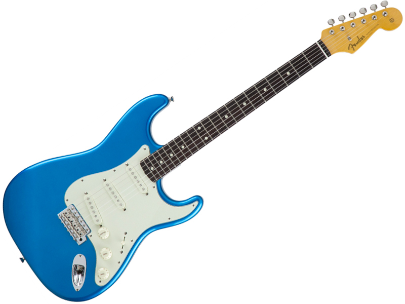 Fender ( フェンダー ) Made in Japan Traditional 60s Stratocaster (Candy Blue )【国産 ストラトキャスター 】【5359600360】 フェンダー・ジャパン