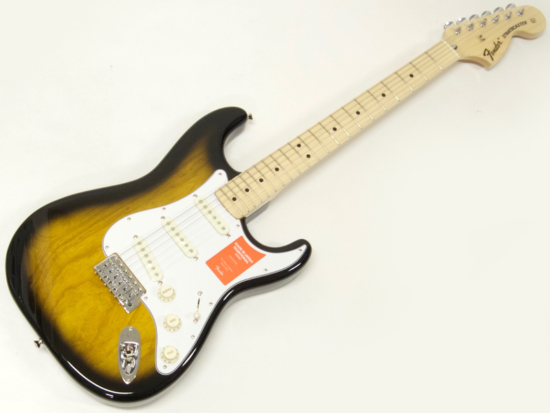 Fender ( フェンダー ) Made in Japan Traditional 70s Stratocaster Ash(Tobacco Burst)【国産 ストラトキャスター 特価 】【5357702352】【お買い得プライス! 】 フェンダー・ジャパン