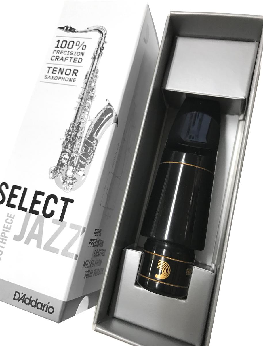 D'Addario Woodwinds ( ダダリオ ウッドウィンズ ) MKS-D6M セレクトジャズ テナーサクソフォン用 マウスピース D6M ジャズセレクト テナーサックス用 RESERVE JAZZ SELECT tenor saxophone 送料無料