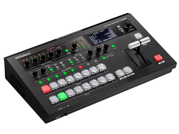 Roland ( ローランド ) V-60HD ◆【HDMIマルチフォーマット・ビデオ・スイッチャー】 ◆【送料無料】