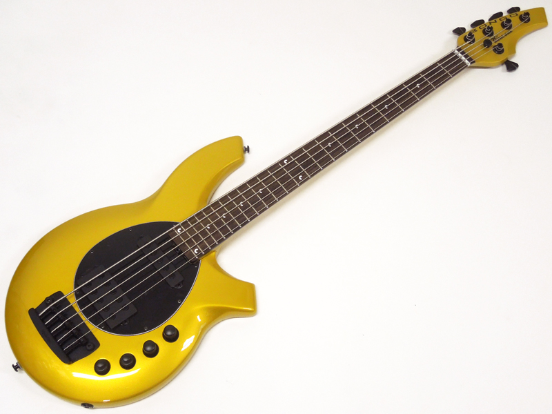 MUSIC MAN ( ミュージックマン ) Bongo 5 HS (Firemist Gold)【USA ミュージックマン ボンゴ 5弦ベース WO 】【勝負価格! 】