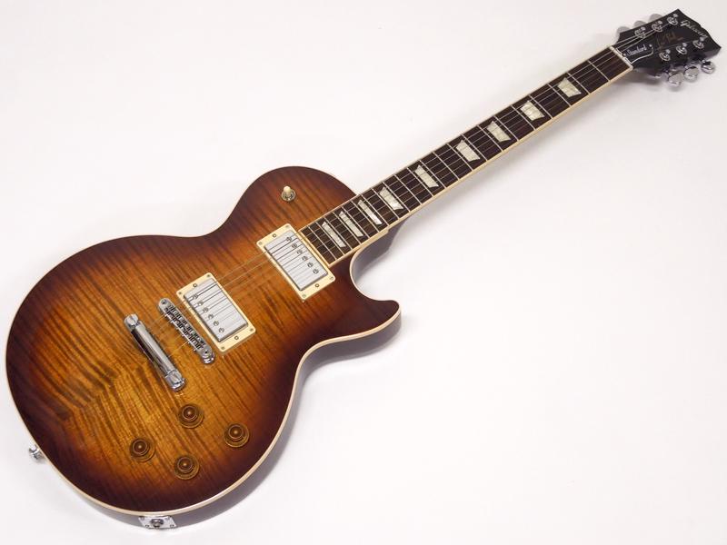 Gibson ( ギブソン ) Les Paul Standard 2017 T / Bourbon Burst 【USA レスポール WO 170091865 】