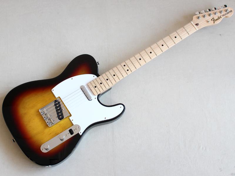 Fender ( フェンダー ) Made in Japan Traditional 70s Telecaster Ash(3-Color Sunburst/M)【国産 テレキャスター KH】【5350702300】