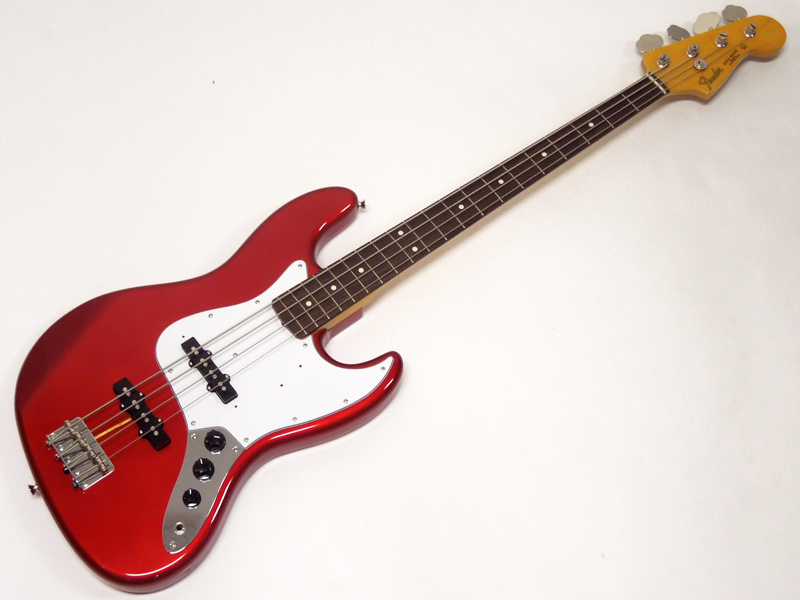 Fender ( フェンダー ) Made in Japan Traditional 60s Jazz Bass(Candy Apple Red )【国産 ジャズベース 】【5350060309】 フェンダー・ジャパン