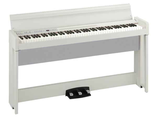 KORG ( コルグ ) C1 Air-WH ◆【電子ピアノ】【取り寄せ商品/受注後納期確認 】 ◆【送料無料】【デジタルピアノ】