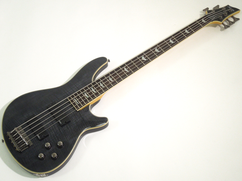 SCHECTER ( シェクター ) Omen Extreme-5st [AD-OM-EXT-5] / STBK【5弦 エレキベース 】