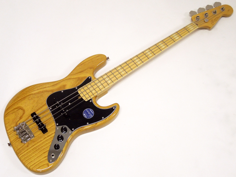 momose(モモセ) MJB2-STD / Maple Fingerboard / Natural【国産 エレキベース WO】
