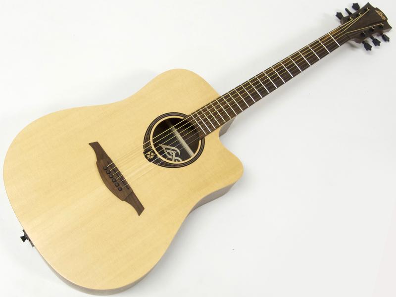 LAG Guitars T270DCE【アコースティックギター エレアコ 】