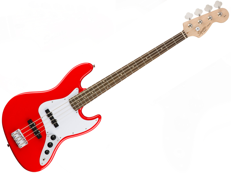 SQUIER ( スクワイヤー ) Affinity Jazz Bass(RCR)【ジャズベース by フェンダー】【370760570】 エレキベース, LADYCOCO 7a2f2b6e