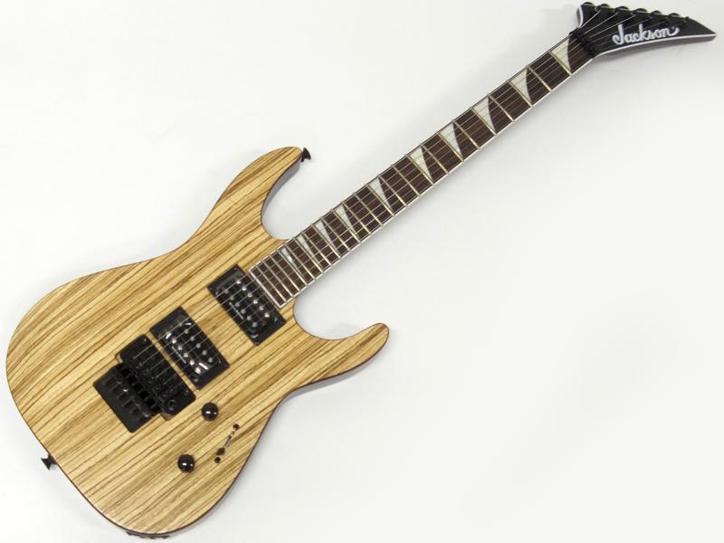 Jackson ( ジャクソン ) Soloist SLX Zebra Wood【 ソロイスト エレキギター 特価品 】【お買い得プライス! 】