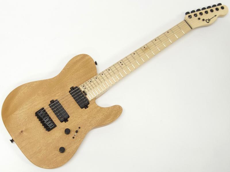 Charvel ( シャーベル ) SAN DIMAS STYLE 2-7 HH HT M OKOUME【7弦エレキギター 特価品 】 【お買い得プライス! 】