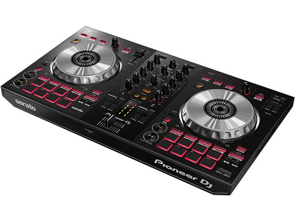 Pioneer ( パイオニア ) DDJ-SB3 ◆【ブラック】 ◆【送料無料】【 PC DJ 】【 DJコントローラー 】