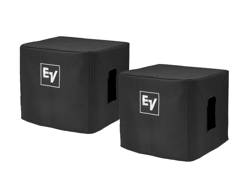 Electro-Voice ( EV エレクトロボイス ) ZXA1-SUB-CVR 2枚セット ◆ ZXA1-SUB, ZX1-SUB用スピーカーカバー 1ペア分【ZXA1SUBCVR】 [ZXシリーズ オプション ]