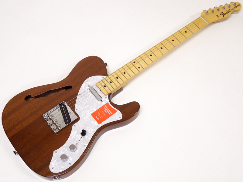 Fender ( フェンダー ) Made in Japan Traditional 69 Telecaster Thinline【国産 テレキャスター WO】【5352692321】