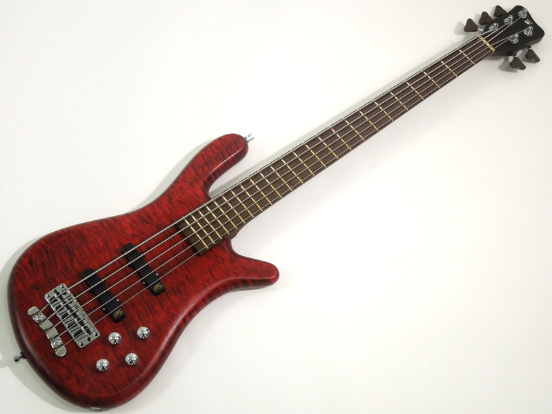Warwick ( ワーウィック ) Streamer LX 5st / Burgundy Red Oil Finish Colour【ストリーマー WO 】