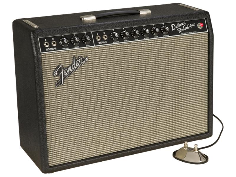 Fender ( フェンダー ) 64 Custom Deluxe Reverb 【デラックスリバーブ アンプ WK 】【8180007000】 フェンダー