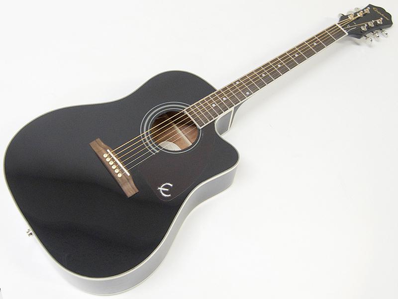 Epiphone ( エピフォン ) AJ-220SCE(EB) AGスタートパック10点セット【初心者 入門 アコースティックギター セット】 フォークギター