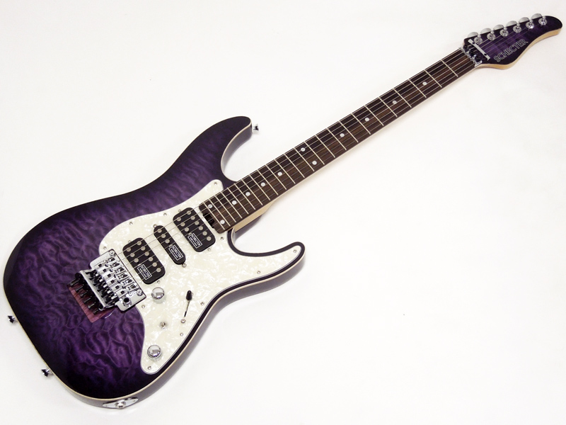 SCHECTER ( シェクター ) SD-DX-24-AS (PRSB / R )【国産 エレキギター 特価】【勝負価格! 】