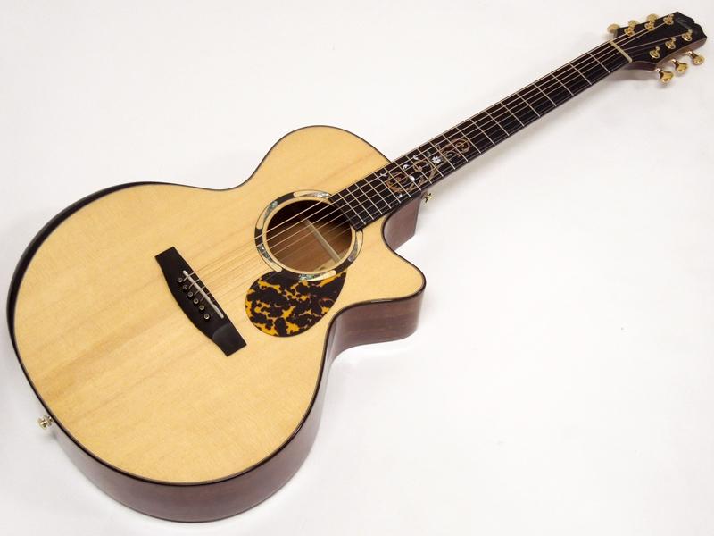 ROSSO ( ロッソ ) SJ-840C / Mahogany【アコースティックギター WO 】