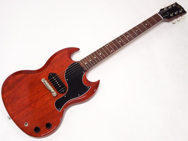 Gibson ( ギブソン ) SG Junior 2018 (Vintage Cherry)【USA SGジュニア  WO18048101】