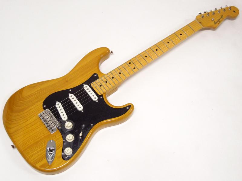 Vanzandt STV-R1 Less Pressure / Vintage Natural 【国産 エレキギター WO 8144 】