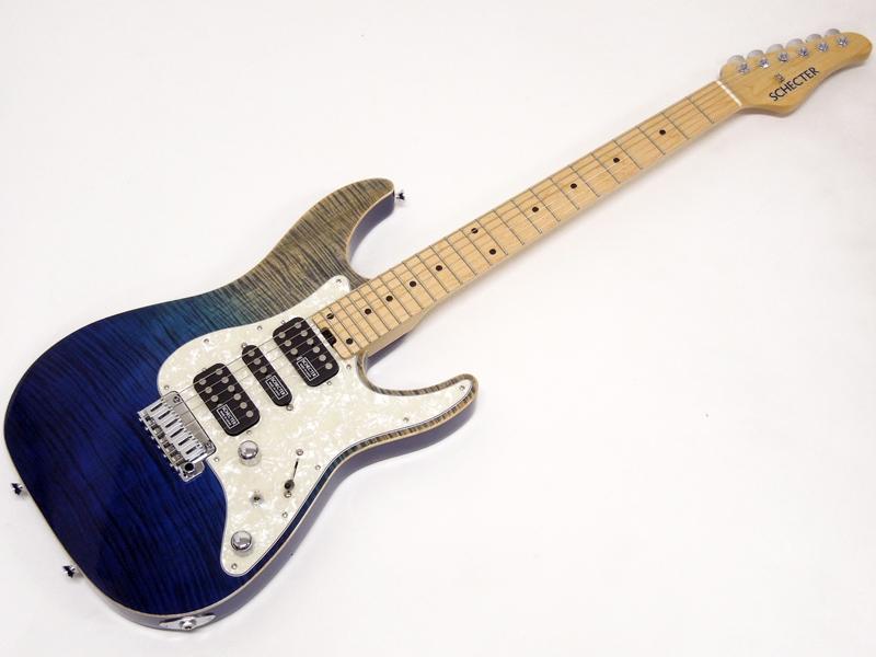 SCHECTER ( シェクター ) SD-DX-24-AS-VTR / BLTN / M【国産エレキギター 限定モデル WO 】【限定プライスダウン! 】
