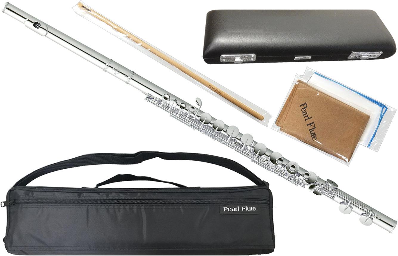 Pearl Flute ( パールフルート ) PFA-206ES アルトフルート 頭部管 銀製 Ag925 ストレート頭部管 Eメカニズム G足部管 銀製頭部管 alto flute PFA206ES 送料無料(代引き不可)