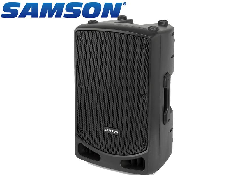 SAMSON ( サムソン ) Expedition XP115A ◆ 高出力500W 15インチ パワードスピーカー [ 送料無料 ]