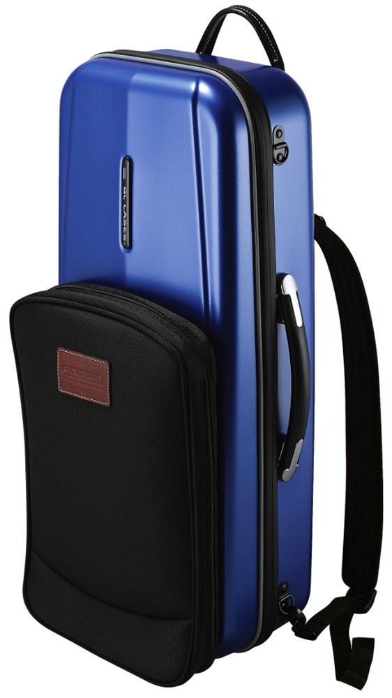 青色 アルトサックスケース alto saxophone 収納 バッグ 【年越しセール】 GL CASES ( GLケース ) GLK-A-E アルトサックス用ケース ブルー リュック ハードケース アルトサクソフォン ケース COMBI ALTO SAX CASE blue 沖縄 離島 同梱不可