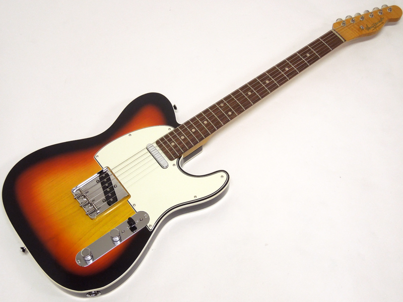 Vanzandt TLV-R2 Flame Neck LTD SPECIAL( Vintage 3TS /R)【 国産 エレキギター オリジナルオーダーモデル WO 8150】