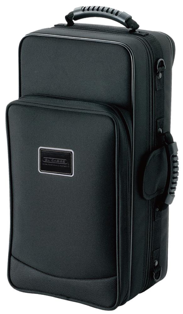 黒色 B♭ Bフラット トランペット シングル 1本 収納 バッグ GL CASES ( GLケース ) GLI-TRU トランペット用ケース リュックタイプ トランペット用 セミハードケース ブラック Multi-functional Trampet case 沖縄 離島 代引き 同梱不可