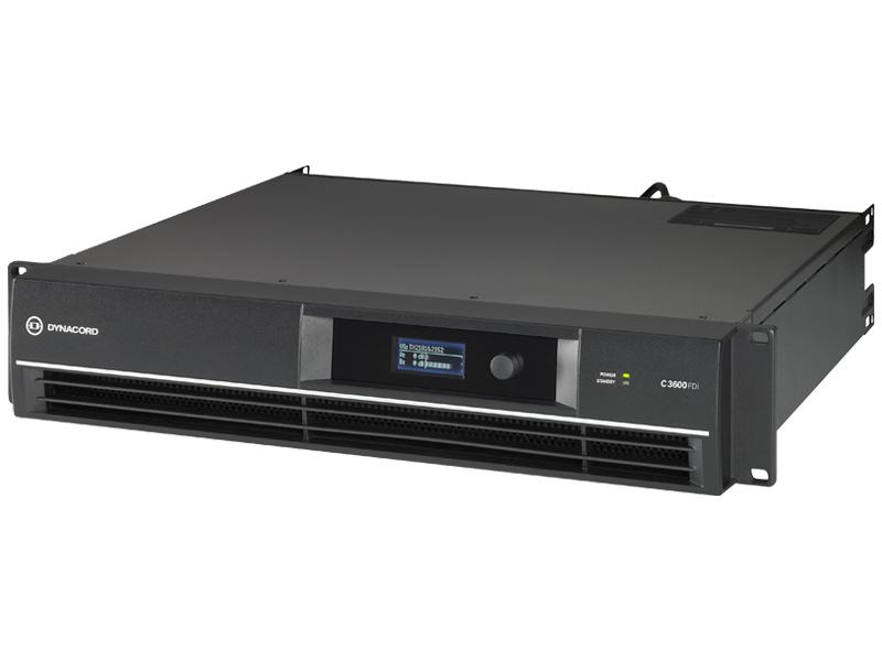最新コレックション DYNACORD ( ダイナコード ) C3600FDi 2500W ) DSP搭載 固定設備向け パワーアンプ 950W+950W ] (8Ω)/ハインピーダンス 2500W (100V) [ C series ][ 送料無料 ], 一勝堂:72e604e3 --- canoncity.azurewebsites.net
