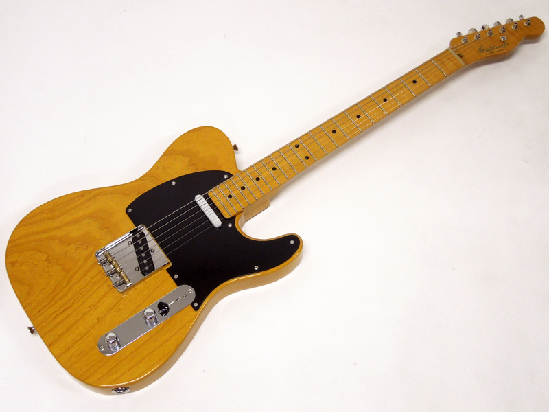 Vanzandt TLV-R1 Flame Neck LTD SPECIAL(Vintage Natural/M)【国産エレキギター WO 8160】