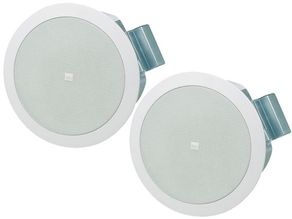 JBL ( ジェイビーエル ) Control 24C Micro ( ペア ) ◆ 天井埋込型スピーカー・シーリング型 [ Control series ][ 送料無料 ]