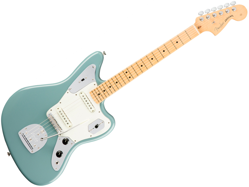 Fender ( フェンダー ) American Professional Jaguar (Sonic Gray /M ) 【USA ジャガー アメプロ 】