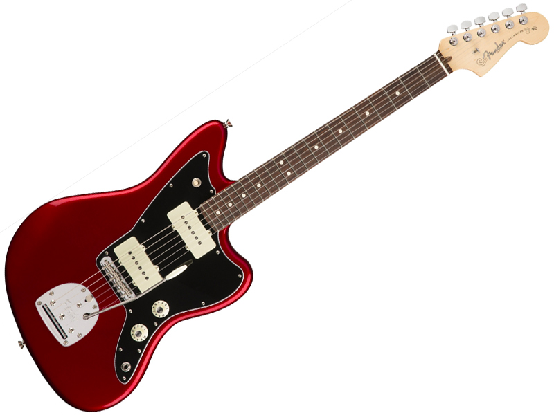Fender ( フェンダー ) American Professional Jazzmaster (Candy Apple Red) 【USA ジャズマスター アメプロ 】【0113090709】