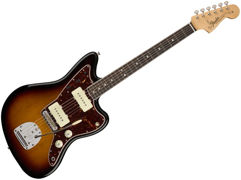 Fender ( フェンダー ) American Original 60s Jazzmaster( 3-Color Sunburst )【USA ジャズマスター アメリカン・オリジナル 】【0110150800】