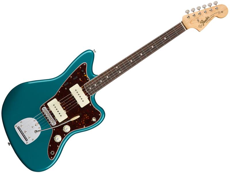 Fender ( フェンダー ) American Original 60s Jazzmaster( Ocean Turquoise )【USA ジャズマスター アメリカン・オリジナル 】【0110150808】