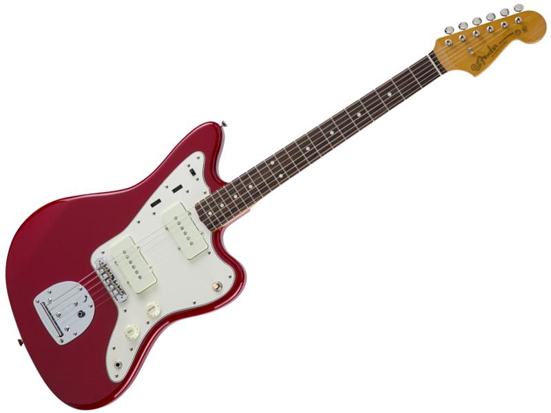 Fender ( フェンダー ) Made in Japan Traditional 60s Jazzmaster(Torino Red)【国産 ジャズマスター MIJ】【5356600358】 フェンダー・ジャパン