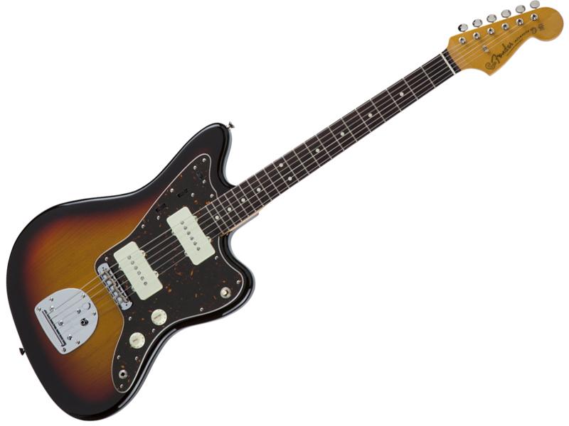 Fender ( フェンダー ) Made in Japan Traditional 60s Jazzmaster(3-Color Sunburst )【国産 ジャズマスター WO 】【限定プライスダウン! 】 フェンダー・ジャパン