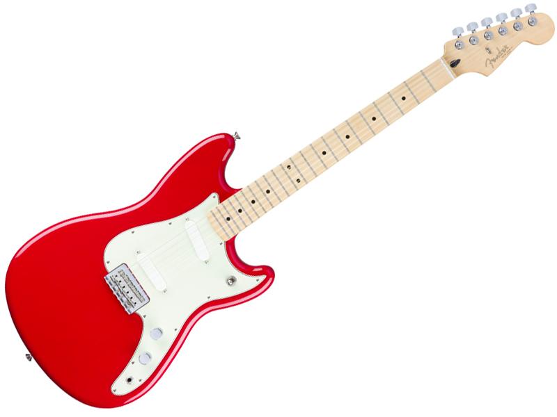 Fender ( フェンダー ) Duo-Sonic (Torino Red )【デュオ・ソニック エレキギター 】【144012558】