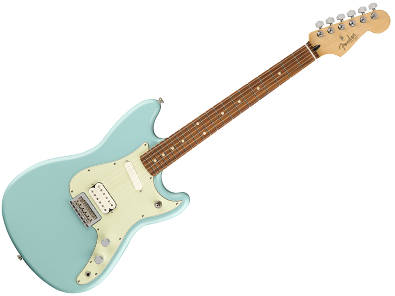 FENDER Duo-Sonic HS (Daphne Blue )【デュオ・ソニック エレキギター 】【0144023504】