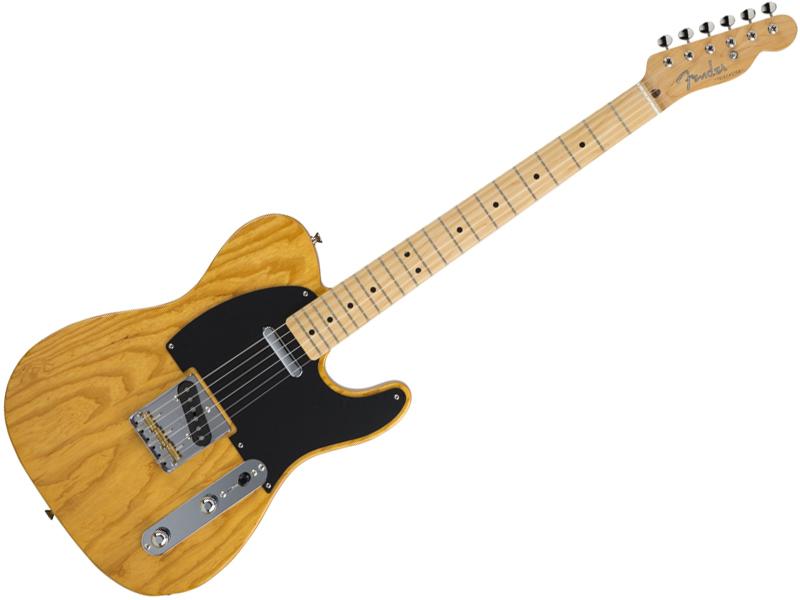 Fender ( フェンダー ) Made in Japan Hybrid 50s Telecaster (Vintage Natural )【国産 テレキャスター 】【5655002307】 フェンダー・ジャパン