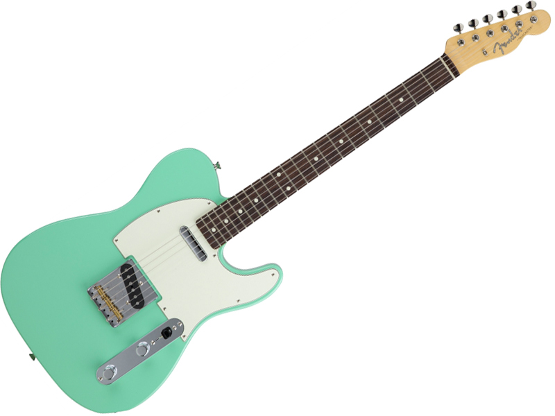 Fender ( フェンダー ) Made in Japan Hybrid 60s Telecaster ( Surf Green )【国産 テレキャスター 】【5651600357】 フェンダー・ジャパン