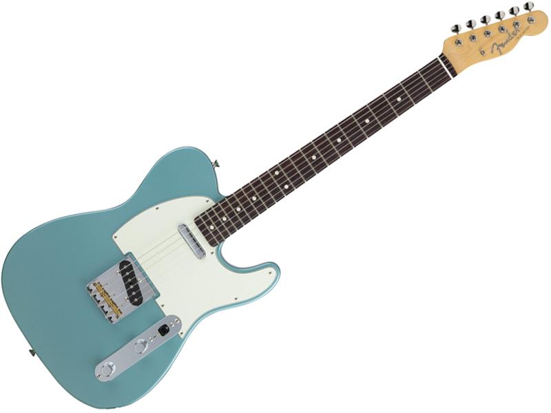 Fender ( フェンダー ) Made in Japan Hybrid 60s Telecaster (Ocean Turquoise Metallic)【国産 テレキャスター 】【5651600308】 フェンダー・ジャパン