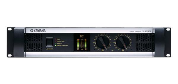 YAMAHA ( ヤマハ ) PC3301N ◆ パワーアンプ ・315W+315W 8Ω [ PC-1N series ][ 送料無料 ]