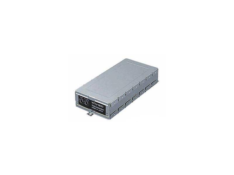 TOA ( ティーオーエー ) WTU-1820 ◆ 800MHz帯ダイバシティワイヤレス組込機器用 プラグイン型チューナーユニット [ ワイヤレスシステム 関連商品 ]