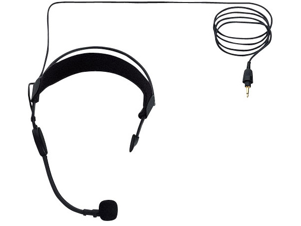 TOA ( ティーオーエー ) WH-4000A ◆ ヘッドセット型マイクロフォン [ ワイヤレスシステム 関連商品 ]