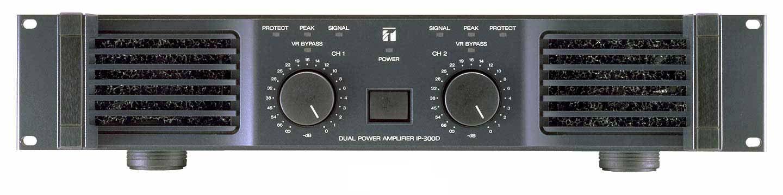 TOA ( ティーオーエー ) IP-300D ◆ パワーアンプ ・200W+200W 8Ω